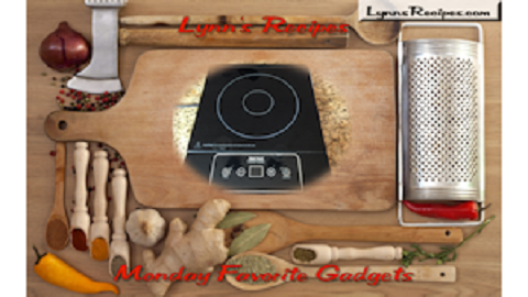 Monday Favorite Gadget - Aroma Induction Cook
