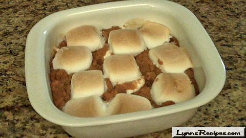 Southern Style Sweet Potato Bake