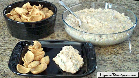 Superbowl Fiesta Corn Dip