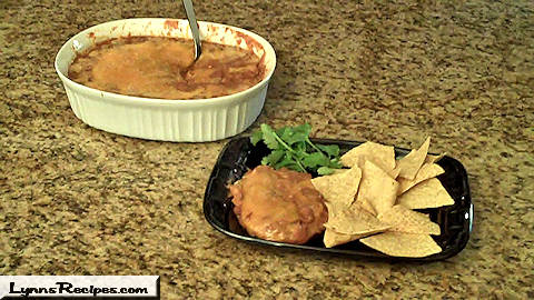 Refried Bean Casserole